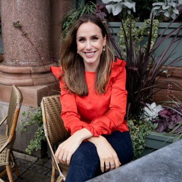 Tracey Liv Coaching personal branding session Wimbledon The Ivy