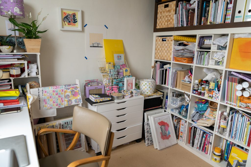 small office studio space for creatives