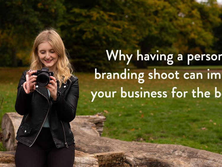 Why having a personal branding shoot can impact for your business for the better